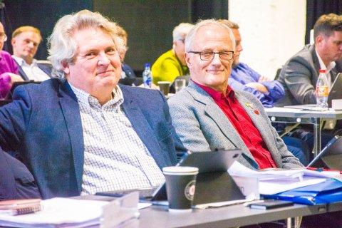 INTET SAMARBEID: Tormod Knutsen er av kommunestyrekollega Hallstein Bast og styreleder i MDG Larvik, Per Einar Forberg, bedt om å melde seg ut av partiet. Det akter han dog ikke å gjøre.
