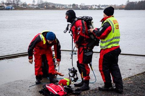 Brannvesenets dykkergruppe har vært truet av nedleggelse. Nå har avgjørelsen falt.