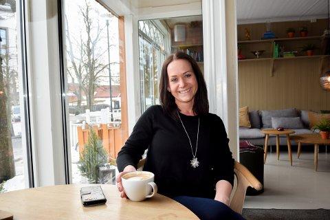 BEHOV: Birgitte Friberg Gusland bor selv i Stavern og ser et behov for at det skjer noe hele året.