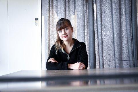 SAVN: Blogger Elise Amanda Nyheim ønsker seg mer vanlig liv på sosiale medier.