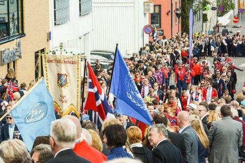 MANGFOLD: Som alltid er det et mangfoldig 17. mai-program i hele Larvik-distriktet. Informasjonen er hentet fra Larvik kommunes hjemmesider.