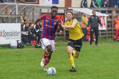Mame Ndiaye, Fram – Raufoss, Fram Fotball, Raufoss, 2. runde NM, Framparken, Grorund, NM, Norgesmesterskapet 2019, Fotball NM, cup