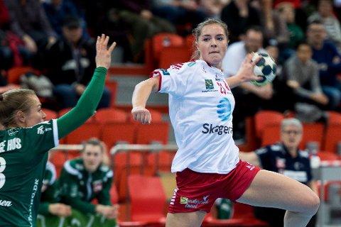 NY KLUBB: Maria Hjertner har signert for dansk toppklubb. Arkivfoto: Joachim Hellenes