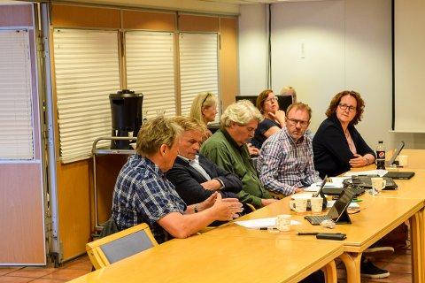 MANGE SLIKE: - Vi kommer til å få mange slike saker for å spare 40 millioner, sier Gunnar Eliassen (SV) til sine politikerkolleger og viser til saken om Valby ungdomsklubb.