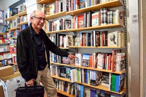 BOKTIPS: Kjell Einar Aadneviks bok med 50 godt forklarte turtips i Larvik gir deg det du trenger for å finne en god tur.