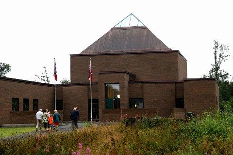 BERG: Berg arbeidskirke er en av flere kirker som har konfirmasjon denne helga.
