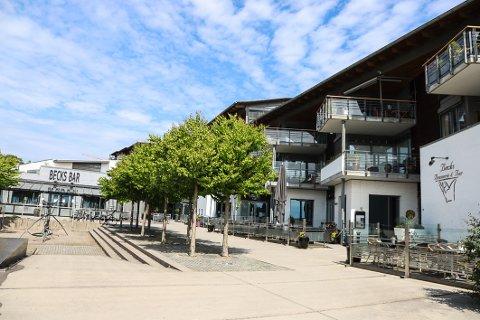 KONKURS: Becks i Larvik er konkurs. Dermed er både brasseriet, baren og kafeen stengt fra i dag.