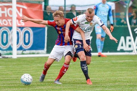 KAMP? Bærum ønsker å utsette cupkampen mot Fram neste uke, fordi det er fotballferie i 2. divisjon. Her fra onsdagens kamp mellom Fram og Strømsgodset.