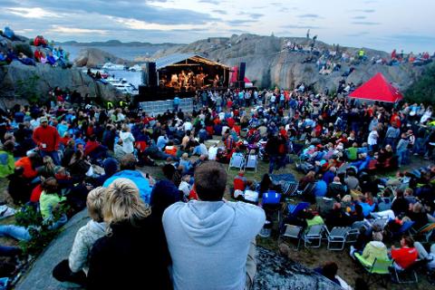 FAST TRADISJON: deLillos i Kjerringvik den siste lørdagen i juli er for mange en fast sommertradisjon.