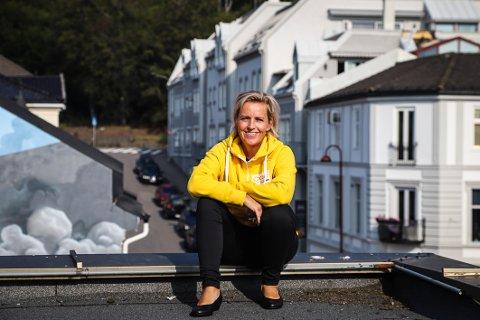 FYLKESAKSJONSLEDER: – Pengene vi samler inn hvert år gjennom TV-aksjonen betyr så utrolig mye for mange mennesker, sier Vibeke Ravndal, som leder arbeidet med den årlige dugnaden i Vestfold og Telemark.