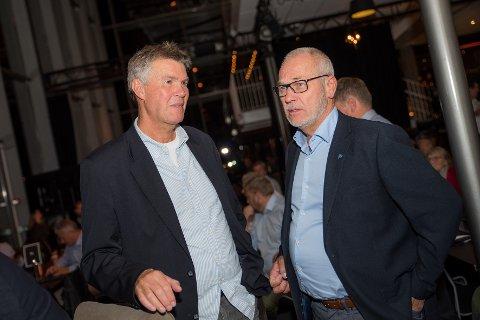 TRO PÅ SAMARBEID: Rune Høiseth gir avkall på ordførerrollen for å få til et samarbeid han tror er til det beste for Larvik. Og han har gode ord å si om Høyres Erik Bringedal.