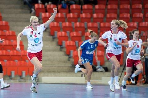 Tiril Günther Merg, LHK-Fyllingen, LHK, Fyllingen, 1. div, 1. divisjon, 2019, Larvik HK, Larvik Håndball, håndball, Boligmappa Arena
