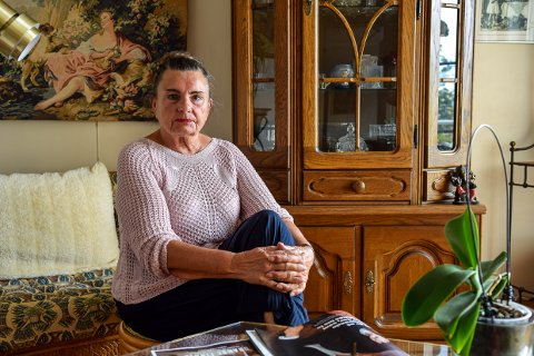 STEMMER IKKE: Wenche Roland ble så provosert av en radiodebatt at hun ikke vil stemme ved årets valg.