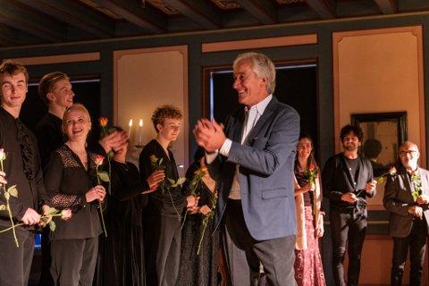 SKYVER PÅ FESTIVALEN: Malcolm Bruno i Larvik Barokk utsetter desember-festivalen til våren på grunn av korona.