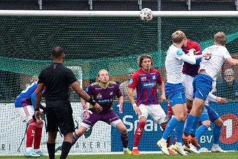 KLARE: Erik Tallaksen og Mats Skårdal er to av dem som skal spille søndag.