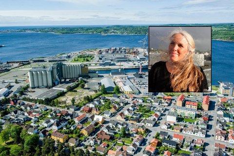 NEI TIL BOM: Kommunalsjef Hilde Bøkestad vil ikke lenger ha bompengering rundt Larvik sentrum. Nå er det opp til politikerne.