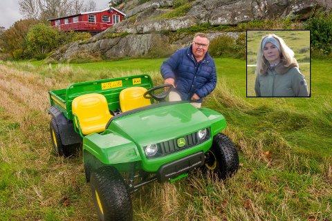 VILLE GJORT DET SAMME: Høyres gruppeleder Birgitte Gulla Løken er klar på at hun mener det er helt riktig å si fra til kommunen hvis man ser ting i naturen man reagerer på. Partikollega Gjert Gjertsen mener det er angiveri.