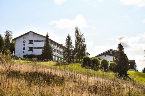 TILSALGS: Hotellet ble rammet av konkurs tidligere i år. Nå vil Unike Hoteller overta.