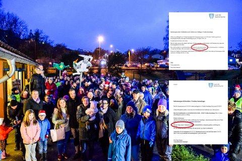 ENDRET: To dager etter at Varden barnehage ble vedtatt nedlagt, kom et nytt brev fra kommunen som endret på tidligere forutsetninger gitt i desember. Nå kan ikke lenger Larvik kommune garantere Varden-barna plass ved en av to barnehager.