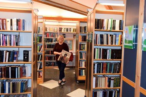 ROM:  Nå er bokhyllene kanskje det minst viktige i utformingen av et nytt bibliotek. Hva det vil koste er det ikke mange som kan si noe om. Men mange mener noe om utfordring og funksjoner.