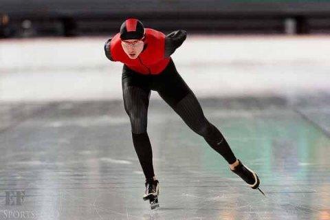 I FORM: Frams Sander Tveter satte nylig ny klubbrekord på 3.000 meter.
