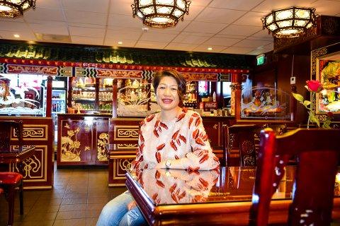 ENDELIG: Fra onsdag kan Lin Ping Xia på China City igjen åpne for gjester ved restaurantbordene.