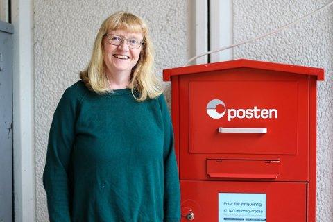 Elisabeth Neteland lurer fælt på hva som skjedde med brevet på veien frem til nevøene.