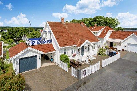 IKKE SOMMERSTILLE: Leinæs & Partners melder om at det fortsatt er bra med aktivitet i boligmarkedet.