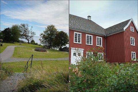 NYE MIDLERTIDIGE BYGGVERK: Mens arkitektstudenter fra NTNU i Trondheim er tildelt Herregårdshagen, har Sirene og arkitektkontoret Rintala/Eggertsson pekt seg ut Bøkkerfjellet.
