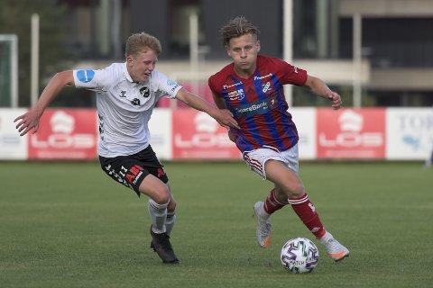 BORTE: Sindre Osestad er bare en av flere spillere som har valgt å signere for en ny klubb etter sesongen.