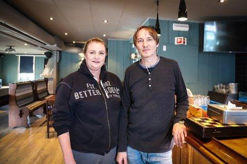 ANMELDT: Heidi Cathrine Olsen og Johnny Wülfken har samarbeidet i mange år. Nå har Olsen anmeldt Wülfken for underslag.