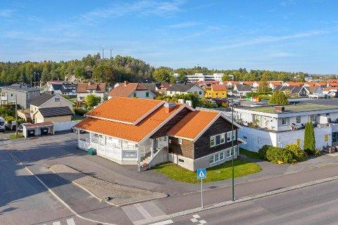 Lokalene der Nordbyen Legesenter DA holder til, er solgt.