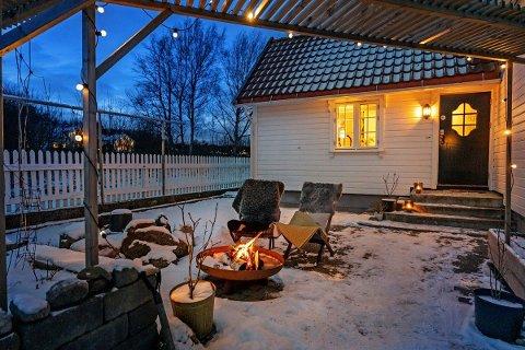 POPULÆRT: En kjøper utenbys fra sikret seg dette huset i Nevlunghavn nylig.