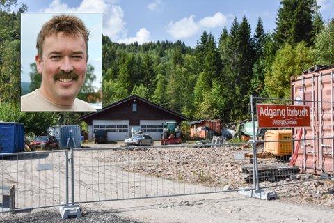 SAK INNSTILT: Larvik kommune har innstilt saken mot Harald Årsbog etter vedtaket fra Statsforvalteren. Nå vurderer han å kreve erstatning.