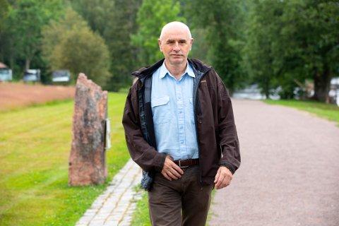 STUSSER: Avtroppende stortingspolitiker Dag Terje Andersen mener valgresultatene begynner å bli et demokratisk problem. Han etterlyser en endring i reglene. (Arkivfoto: Per-Åge Eriksen)