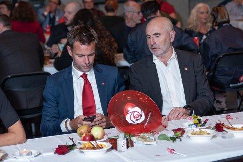 MENTOR: Dag Terje Andersen er ikke fremmed for å bidra som mentor for nyinnvalgte Truls Vasvik. Hvis Vasvik ber om det.