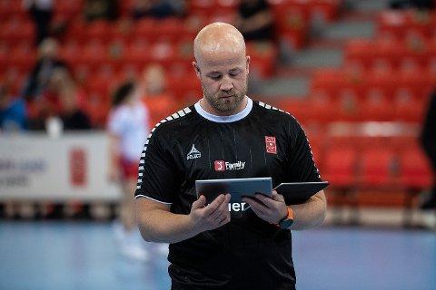 Larvik HK-trener Eirik Haugdal hadde trolig lest bedre nyheter enn trekningen i 4. runde i NM fredag.