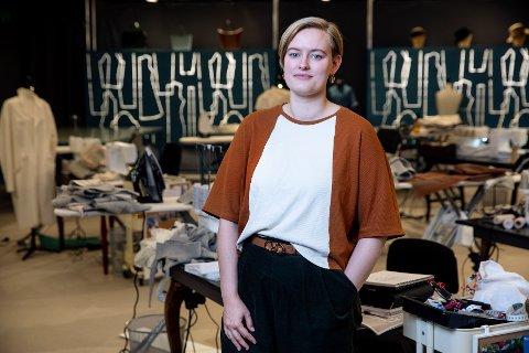 DELTAGER: Guro Flåten (30) fra Svarstad deltar i den femte sesongen av realityserien på NRK: