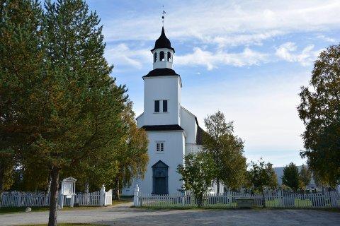 Tynset kirke