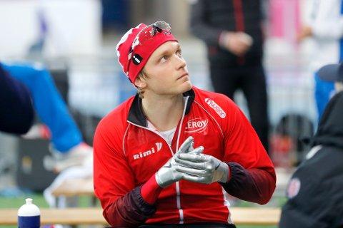 Håvard Bøkko liker ikke at milløpet blir byttet ut med 1000 meter i skøyte-EM. (Foto: Terje Pedersen / NTB scanpix)