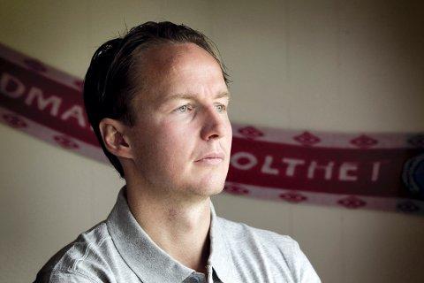 SJEF: Espen Nystuen er også daglig leder i klubben.