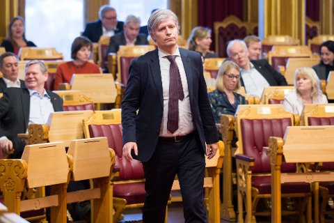 Venstre-representant Ola Elvestuen. (Foto: Håkon Mosvold Larsen / NTB scanpix)