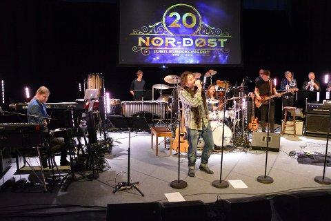 NY OPPSETTING: I fjor briljerte Nor-Døst med sin jubileumsforestilling etter 20 år med konserter. Nå er de tilbake.