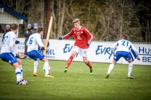 KLAR: Fredag ble Ole Erik Midtskogen klar for HamKam. (Foto: Jan Morten Frengstad)