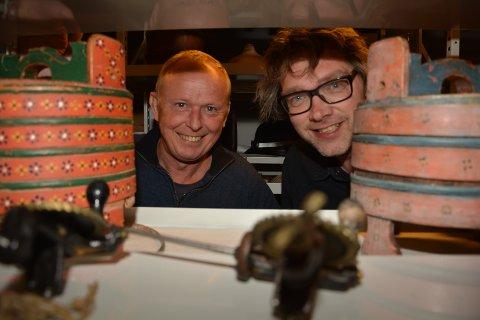 Anno Museum oppretter registreringssentral på Tynset i et samarbeid med Meskano, Bersvend Salbu og Odd Uglem