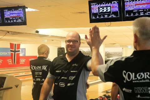 BEST: Jan Cato Sparby var beste spiller på Solør BK i lørdagens kamp.