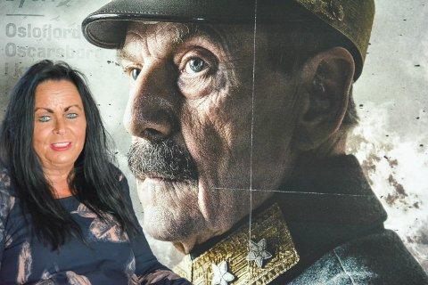 BESTE KINOÅR I KULTURHUSET: Kulturhusleder Mette Kynsveen gleder seg over det beste kinoåret noen gang i Elverum kulturhus. «Kongens nei» ble den desiderte publikumsvinneren.
