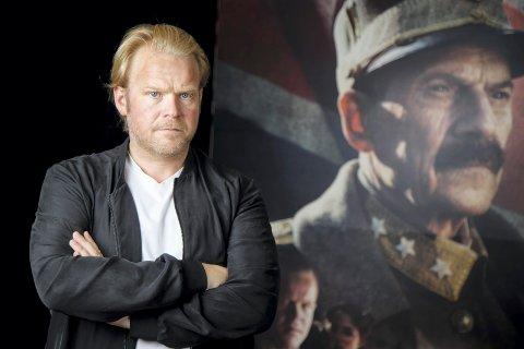 IKKE NOMINERT: Anders Baasmo Christiansen spiller kong Olav i storfilmen Kongens nei. Den nådde ikke helt opp til en Oscar-nominasjon.