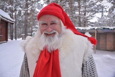 LEDER AN: Ole Bele er leder for Julenisselauget Norge.