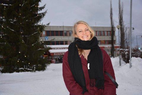 SKAPER: Mari Bakke Riise har lagd sin andre film om kjærligheten mellom to mennesker.